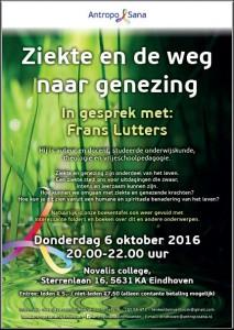 Frans Lutters - 6 okt 2016